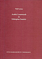 Arabic Loanwords in Ethiopian Semitic by…