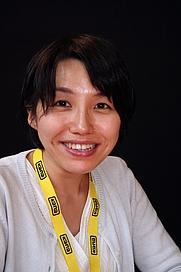 Author photo. Keiko Ichiguchi (by Okki, 2007)