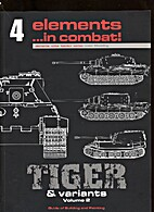 Tiger & Variants Volume 2 by Azorin Jose A