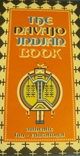 Navajo Indian Book by Donna Greenlee