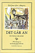 Det går an by Carl Jonas Love Almqvist