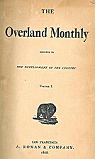 The Overland Monthly. Devoted to The…