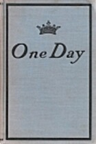 One Day by Elinor Glyn