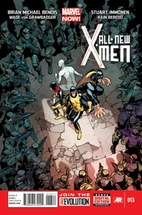 All New X-Men #13 by Brian Michael Bendis