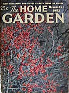 The Home Garden Volume 20 Number 05 1952…