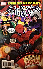 The Amazing Spider-Man 563 by Bob Gale