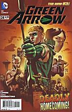 Green Arrow by Jeff Lemire
