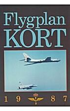 Flygplankort 1987