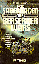 Berserker Wars by Fred Saberhagen
