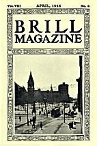 Brill Magazine, vol. VIII, n° 4 by J.G.…