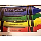 Crayola The Big Blue Book
