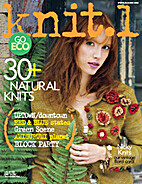 Vogue Knitting Knit.1 2008 Spring by Editors…