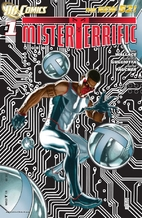 Mister Terrific #1 by Eric Wallace