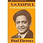 V.S. Naipaul: An Introduction to His Work by…
