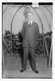 Author photo. Bain / Library of Congress