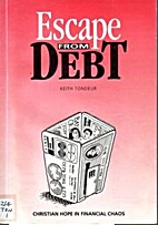 Escape from debt by Keith Tondeur