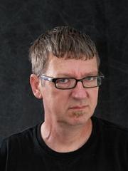 Author photo. Derf Backderf/aka John Backderf