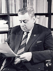 Author photo. Alexandru Graur. Photo owned by The National History Museum of Romania.