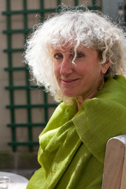 Author photo. Monique Proulx, PEN American Center