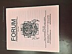 Forum: A Publication of the Polish Arts and…