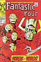 Fantastic Four [1961] #75 by Stan Lee