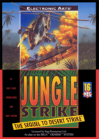 Jungle Strike by Electronic Arts