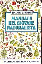 Manuale del giovane naturalista