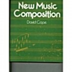 New Music Composition by David Cope