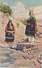 [Pueblo Women Olla Bearers]