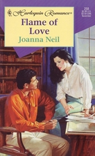 Flame of Love by Joanna Neil