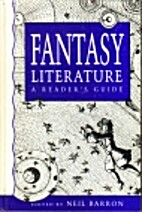 FANTASY LITERATURE (Garland Reference…
