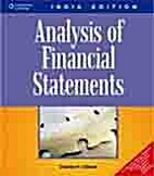 Analysis of Financial Statement by Charles…