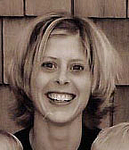 Author photo. Photo by Jennifer Robinett