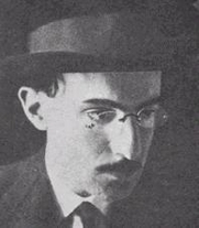 Author photo. From <a href=&quot;http://en.wikipedia.org/wiki/Image:Pessoa-Orpheu.jpg&quot;>Wikimedia Commons</a>