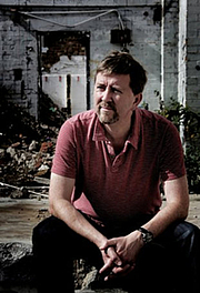Author photo. Niall Leonard - Photograph: Rolf Marriott