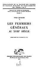 Les fermiers généraux au XVIIIe siècle…