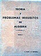 Teoria y problemas resueltos de algebra…