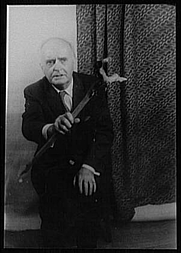 Author photo. photographed by Carl Van Vechten,