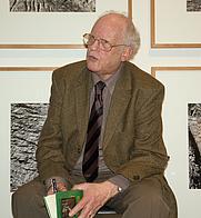 Author photo. Georges-Arthur Goldschmidt