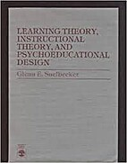 Learning theory, instructional theory, and…