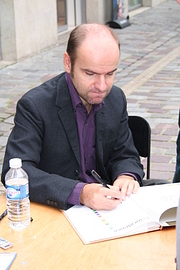 Author photo. Credit: Georges Seguin, 2006