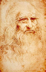 Author photo. http://it.wikipedia.org/wiki/File:Leonardo_self.jpg