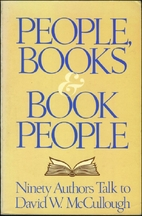 People Books and Book People by David W.…