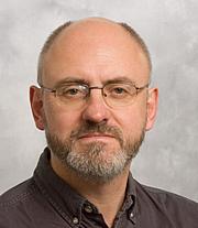 "Author photo. Alastair J. Mann, author of ""Scottish Book Trade"""