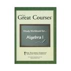 Study Workbook for Algebra I (The Great…
