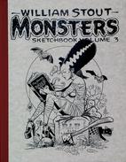 William Stout Monsters Sketchbook Volume 3…