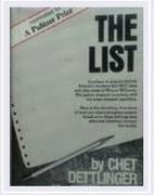 The List by Chet Dettlinger