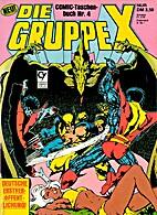 Die Gruppe X Comic-Taschenbuch 04 by Diverse