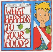 What Happens to Your Food? (Usborne Flip…