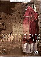 Carnet d'Irlande by Marguerite Mespoulet